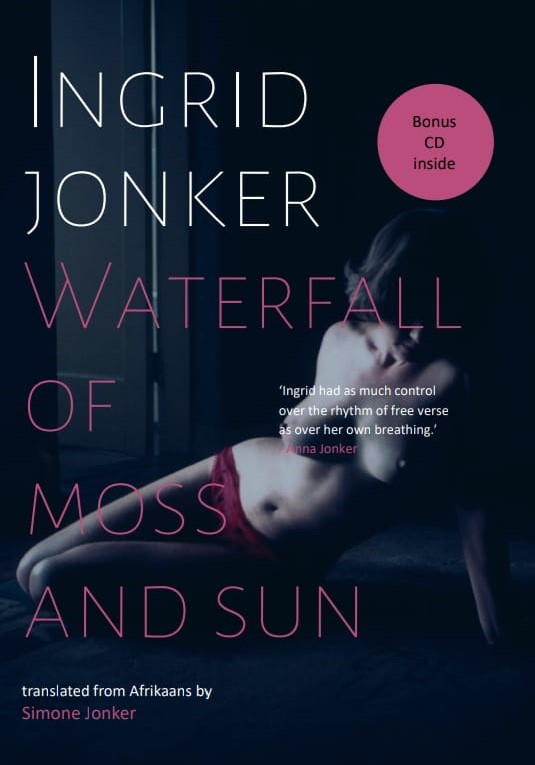 Ingrid Jonker's Waterfall of Moss and Sun to be translated into Portuguese